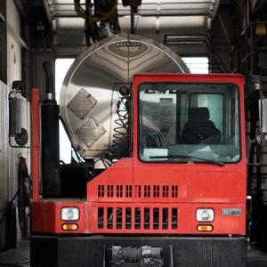 LLL Transport Truck