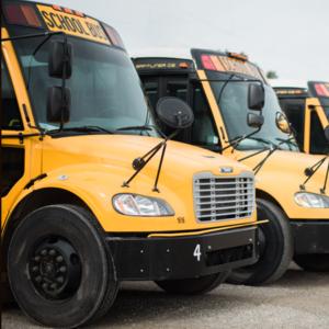 Apple Bus Company Buses