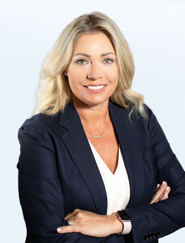 Christie McFall - Business Development Director